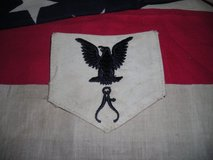 ORIG. EARLY WW-2 U.S. NAVY INSTRUMENT RATE MATE PATCH in Camp Lejeune, North Carolina
