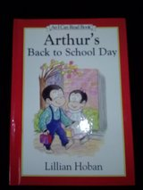 Arthur's Back to School Day hardcover book in Camp Lejeune, North Carolina