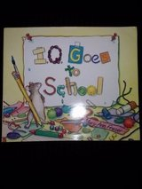 I.Q. Goes to School softcover book in Camp Lejeune, North Carolina