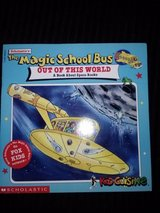 The Magic School Bus - Out of This World, A Book About Space Rocks in Camp Lejeune, North Carolina