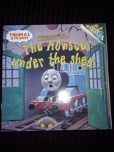 Thomas - The Monster Under the Shed softcover book in Camp Lejeune, North Carolina