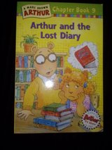 Arthur and the Lost Diary in Camp Lejeune, North Carolina