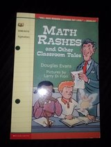 Math Rashes and other Classroom Tales book in Camp Lejeune, North Carolina