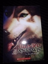 Haunted Animals softcover book in Camp Lejeune, North Carolina