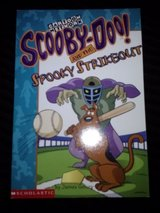 Scooby-Doo and the Spooky Strikeout book X (2) in Camp Lejeune, North Carolina