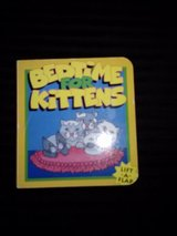 Bedtime for Kittens flap book in Camp Lejeune, North Carolina