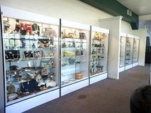 REVISED - Collectibles Mall Showcases for Rent in Cherry Point, North Carolina