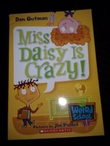 Miss Daisy is Crazy! book in Camp Lejeune, North Carolina