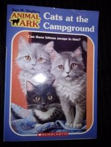 Animal Ark - Cats at the Campground softcover book in Camp Lejeune, North Carolina