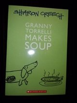 Granny Torrelli Makes Soup softcover book in Camp Lejeune, North Carolina