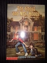 The Ghost and Mrs. Hobbs book in Camp Lejeune, North Carolina