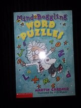 Mind-Boggling Word Puzzles book in Camp Lejeune, North Carolina