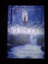Haunted softcover book in Camp Lejeune, North Carolina