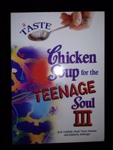 A Taste of Chicken Soup for the Teenage Soul III book in Camp Lejeune, North Carolina