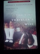 The Time Traveler's Wife softcover book in Camp Lejeune, North Carolina