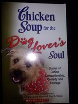 Chicken Soup for the Dog Lover's Soul book in Camp Lejeune, North Carolina